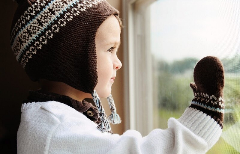روش نگهداری پنجره دوجداره upvc در زمستان