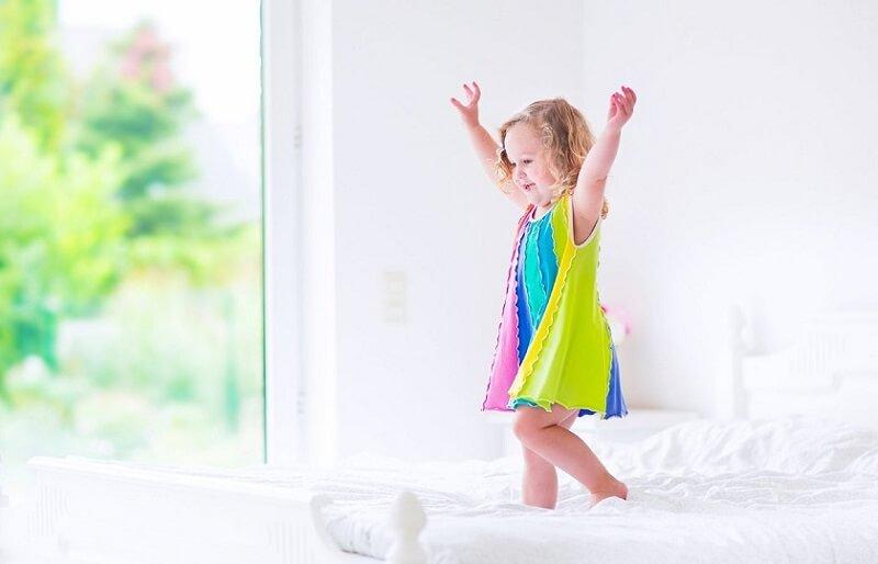 انتخاب پنجره دوجداره UPVC برای اتاق کودکان