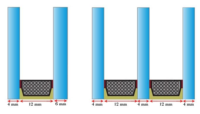 تفاوت شیشه دوجداره و سه جداره در پنجره Upvc
